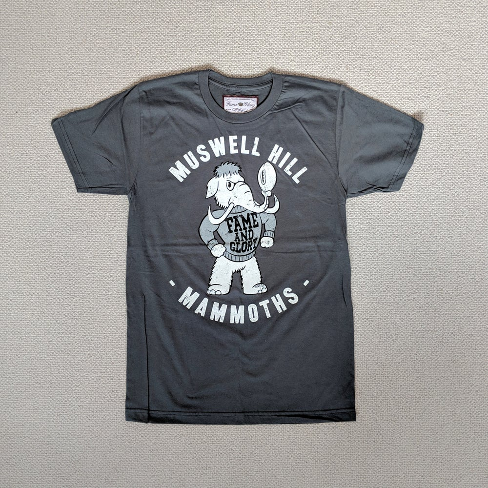 Image of Muswell Hill Mammoths - Premier Cru Edition (Asphalt)