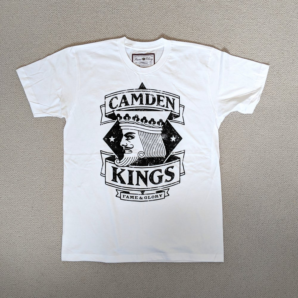 Image of Camden Kings - Premier Cru Edition (White)