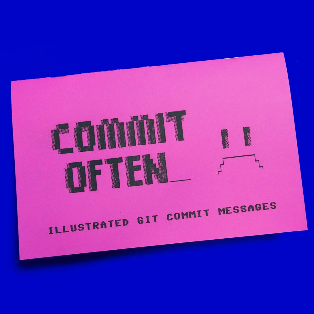 Image of Commit Often: Illustrated Git Commit Messages