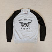 Image of Walthamastow Wolves - Baseball Sweater