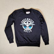 Image of Greenwich Gulls - Navy Sweater