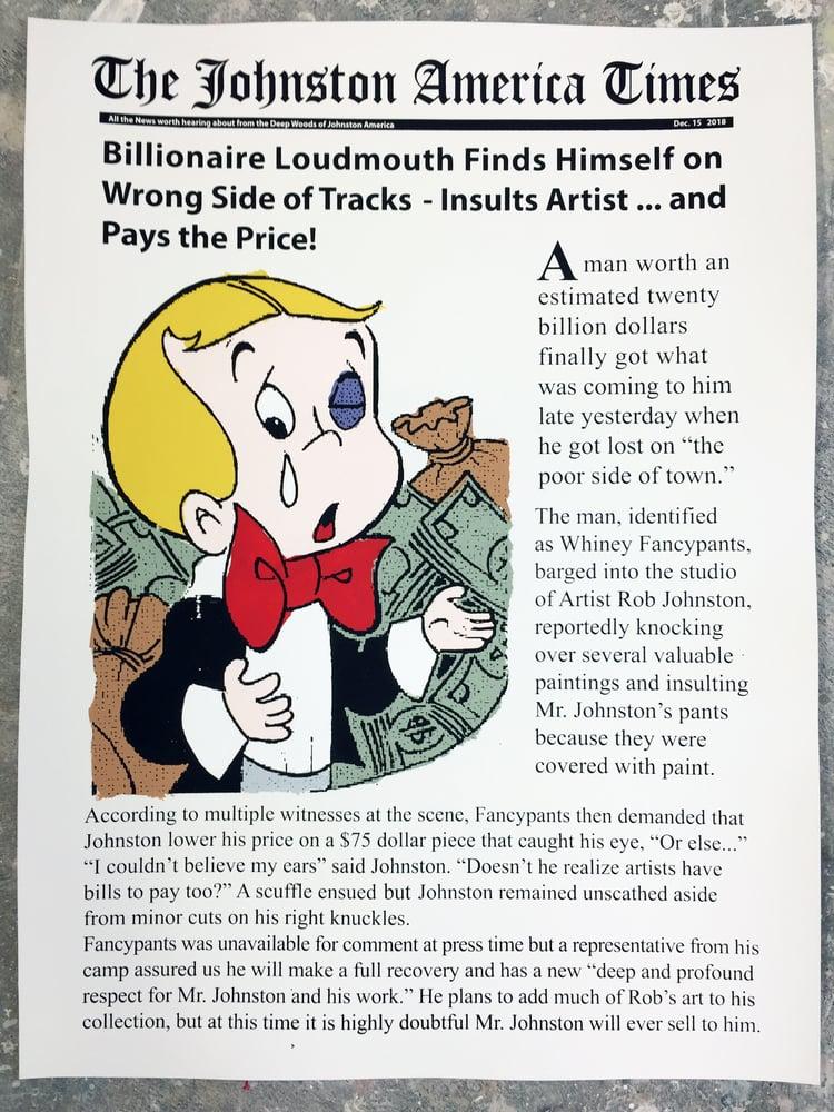 Image of Johnston America Times