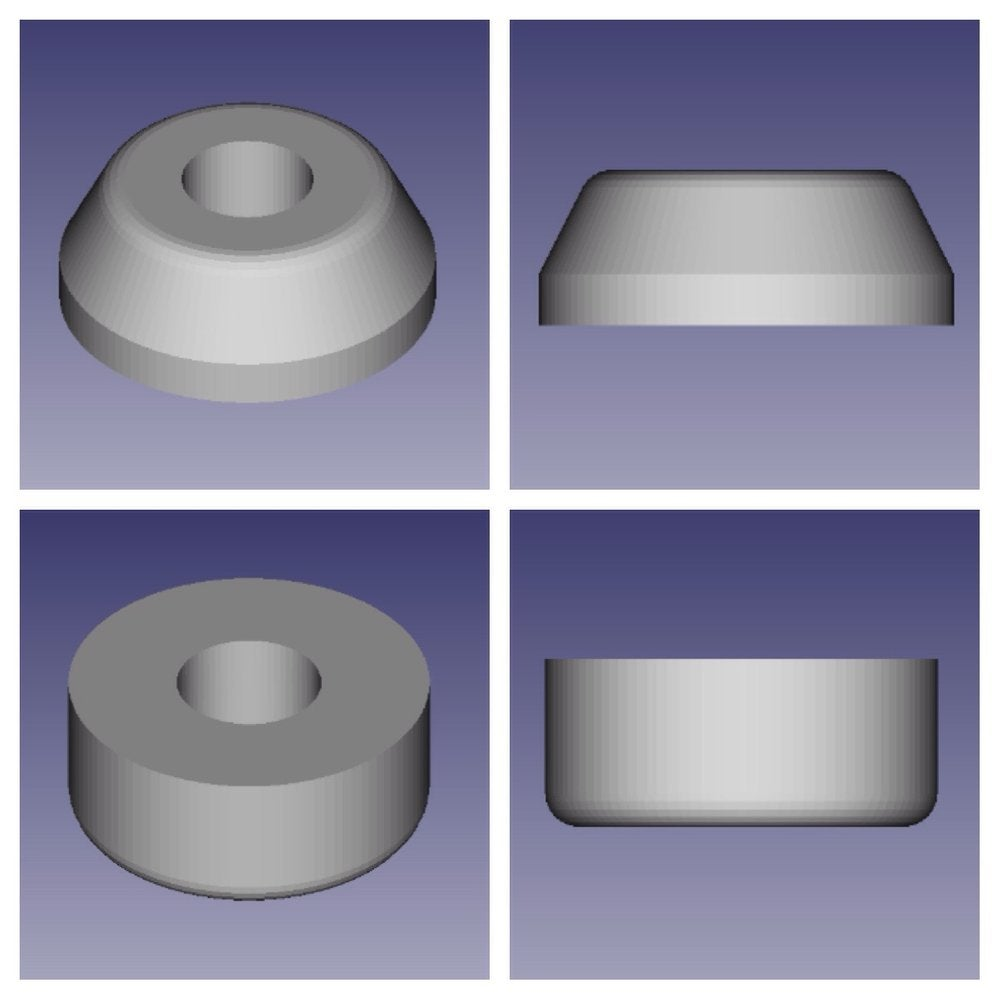 Image of LEVEL-UP Beta Bushings