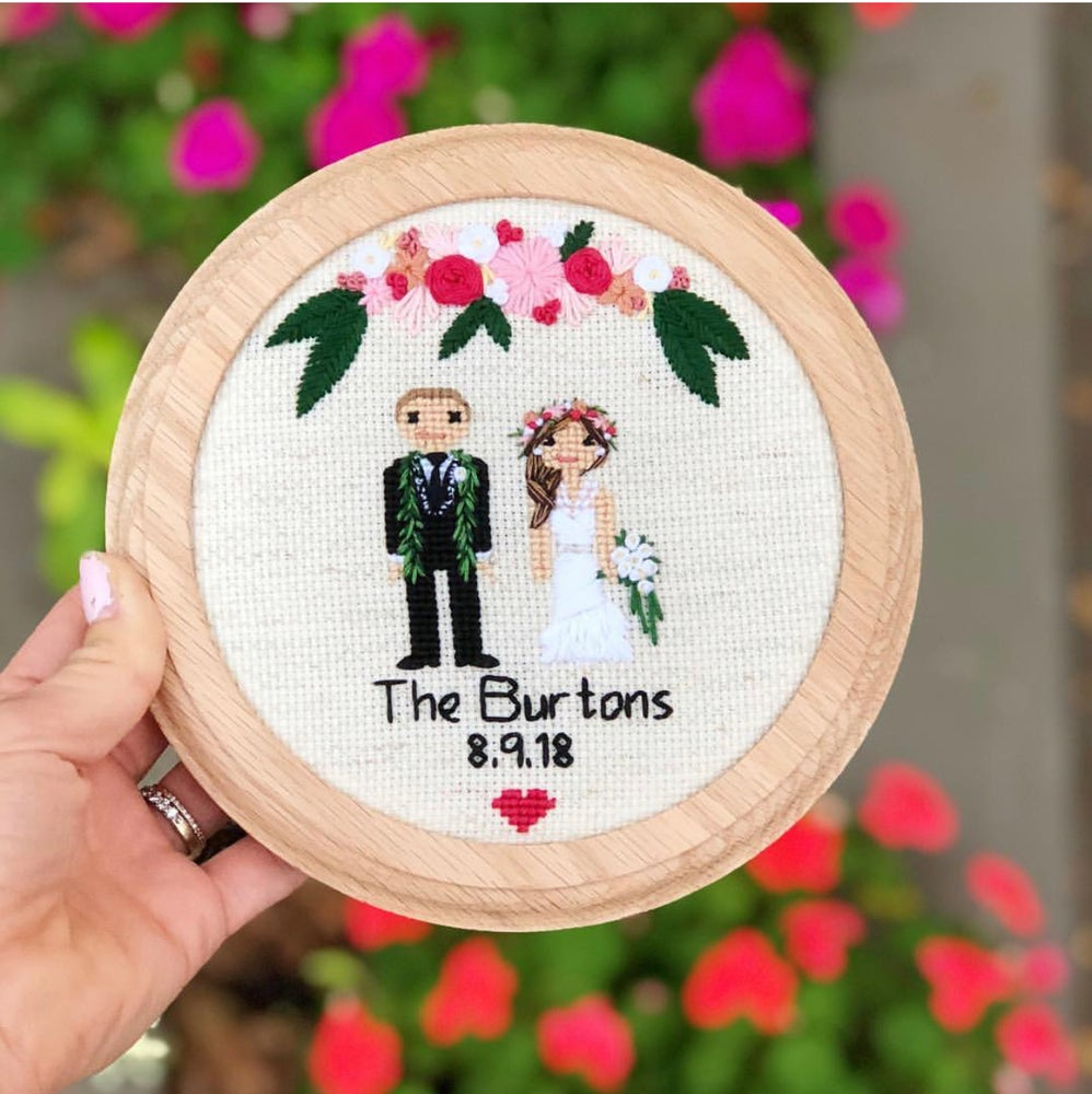 Image of Wedding Stitch
