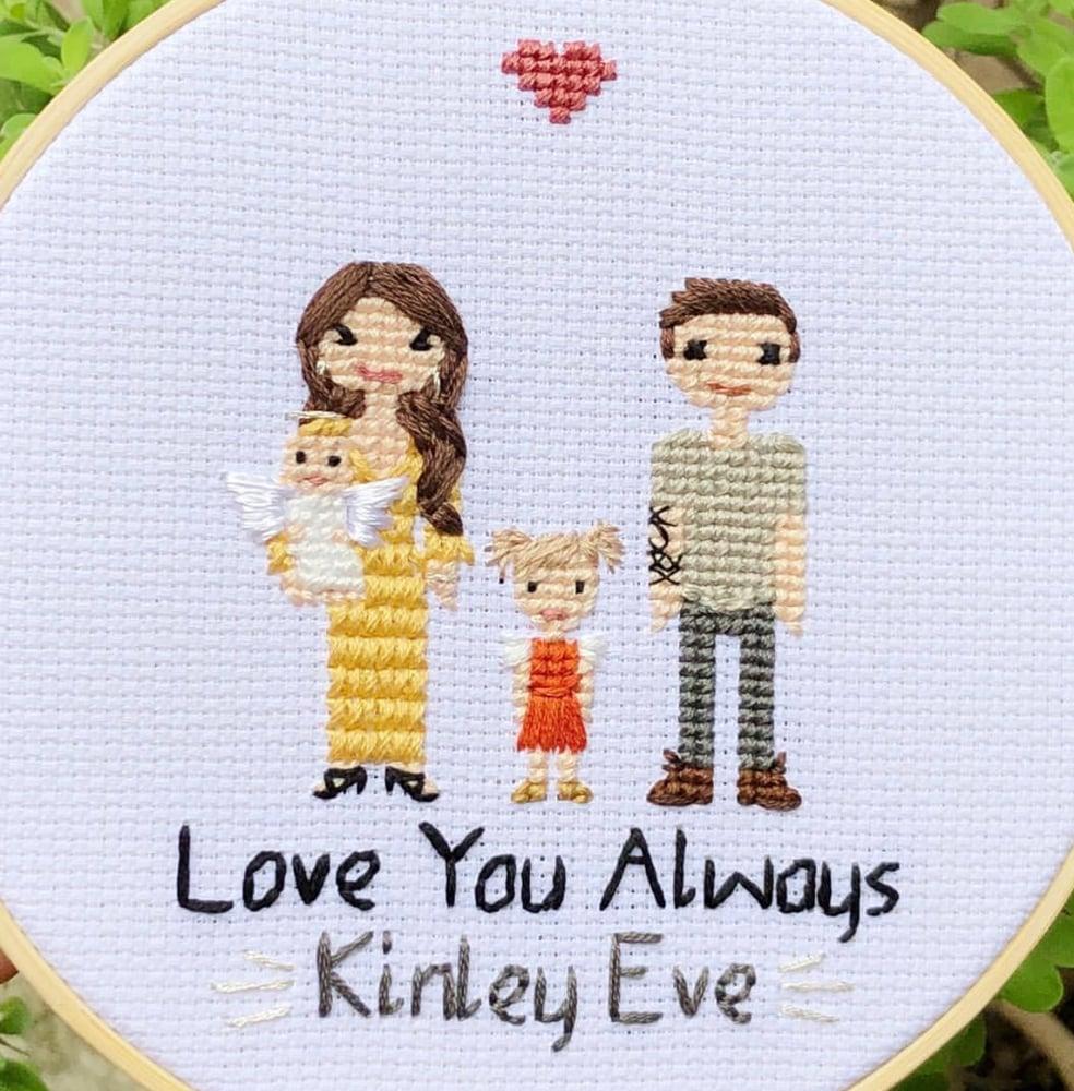 Image of Family Stitch