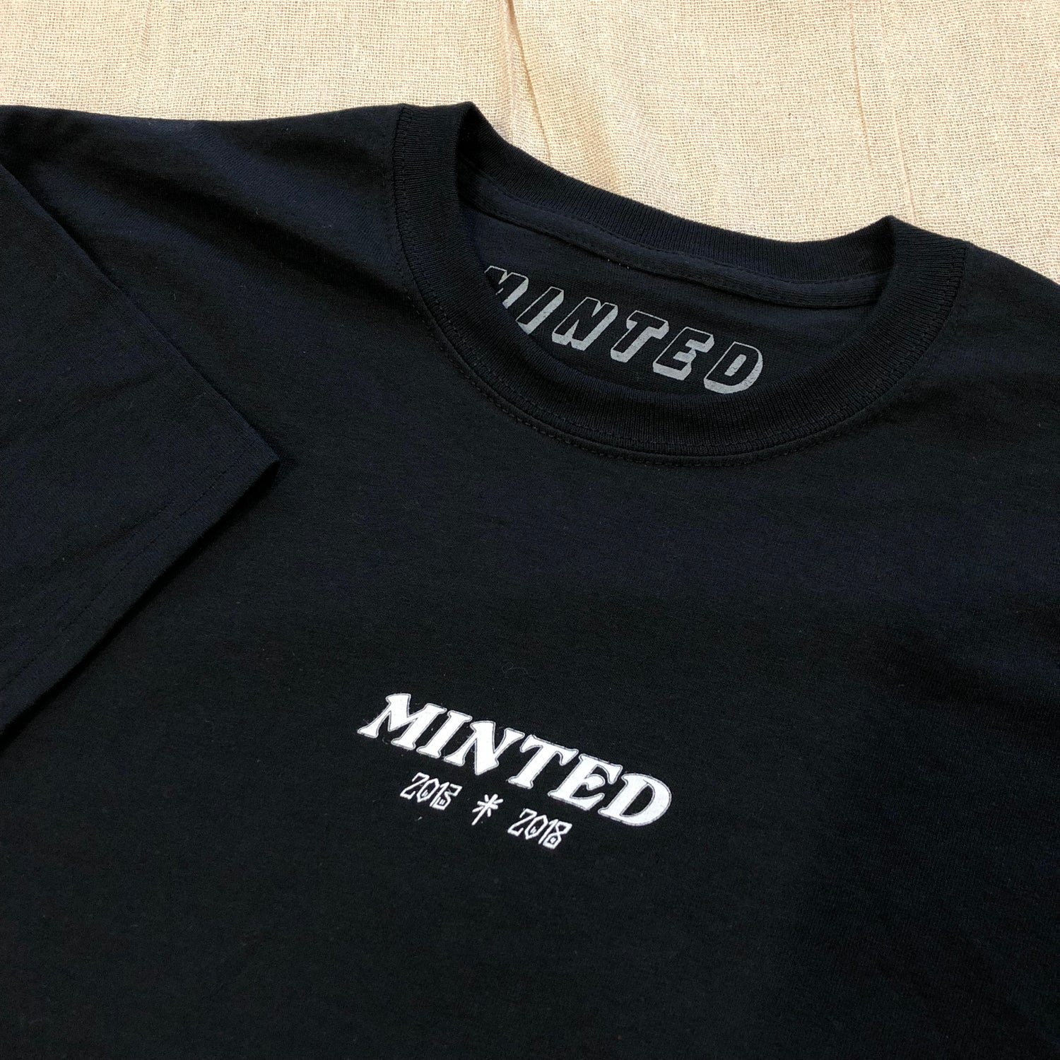 Image of Minted 5 Years Anniversary Tee