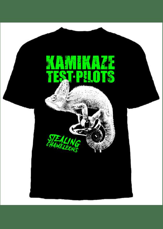 Image of Stealing Chameleons T Shirt