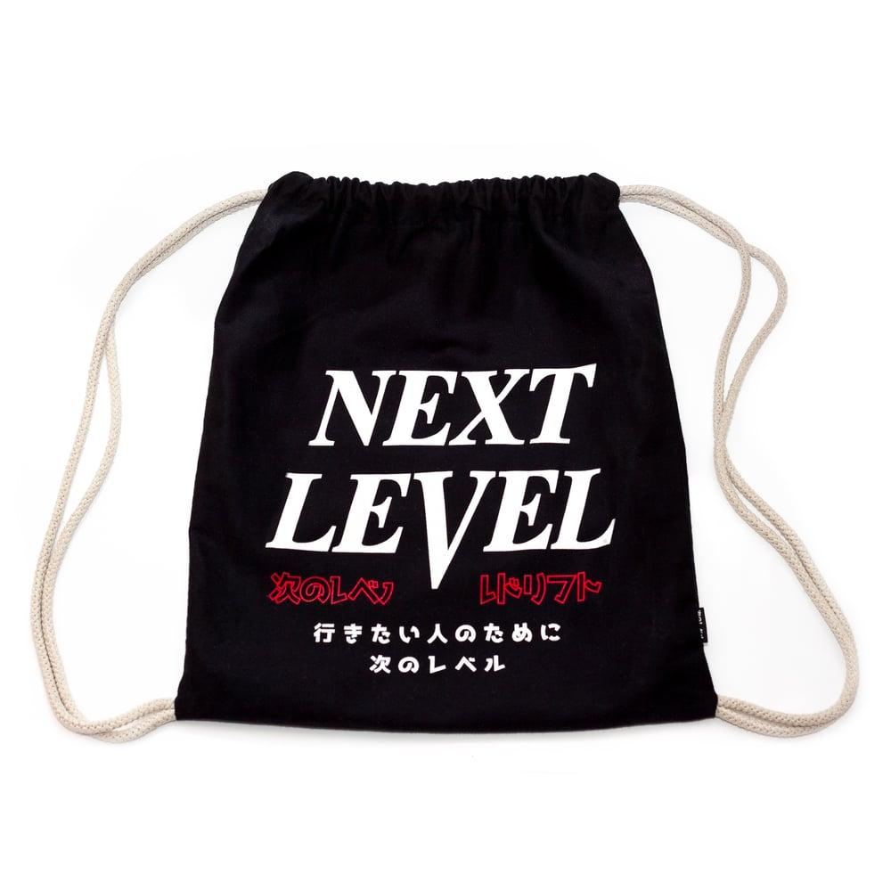 Image of Next Level Cinch Bag