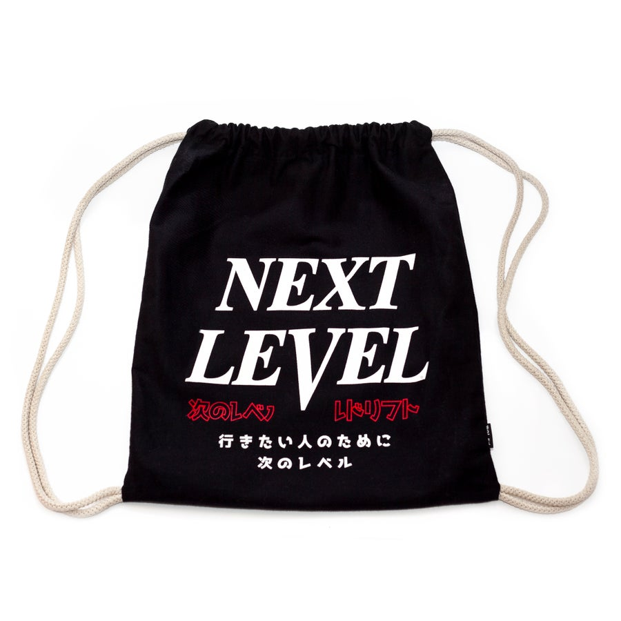 Image of Next Level Cinch Bag