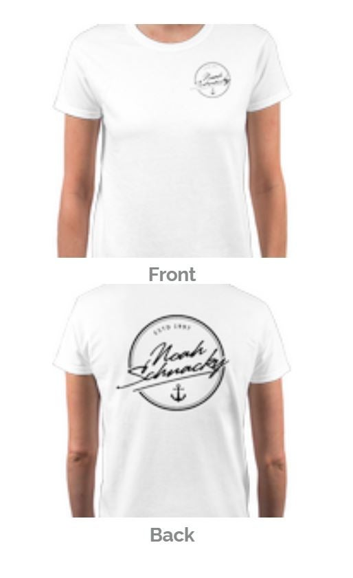 Image of Noah Schnacky  Standard T Shirt