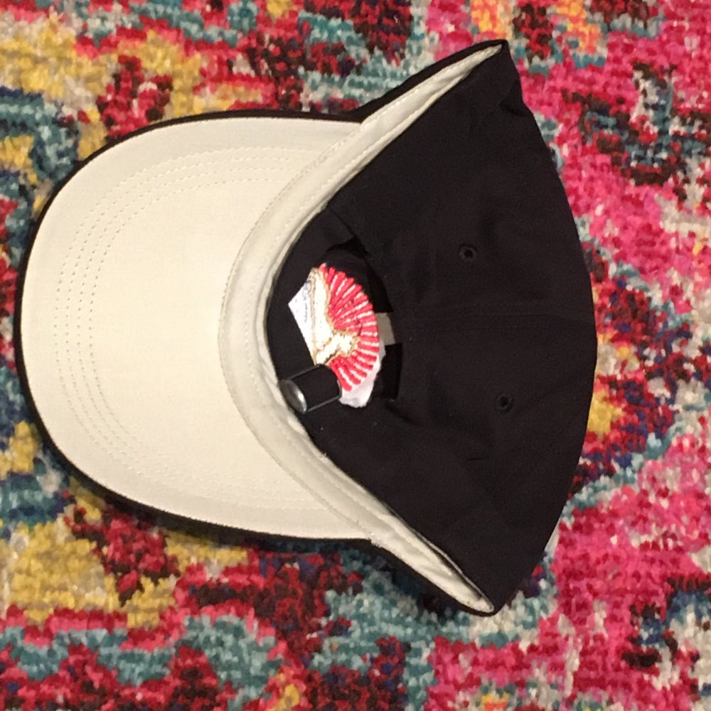 Image of Cats Cap w/ Strap!