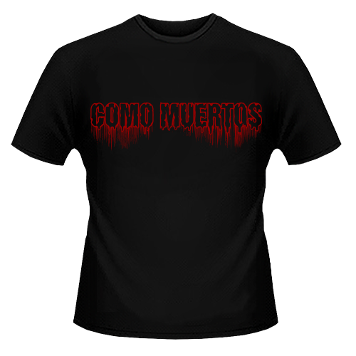 Image of T-Shirt - COMO MUERTOS (Men)