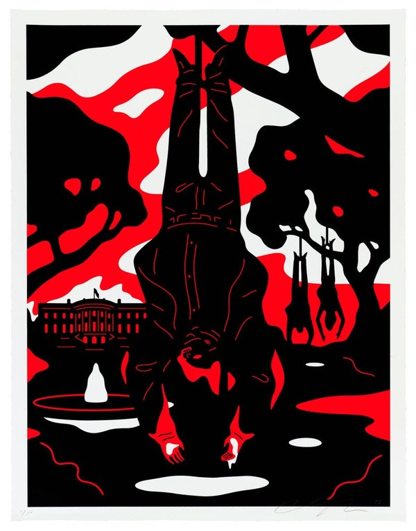 Image of Cleon Peterson Absolute Power + Pissers SET