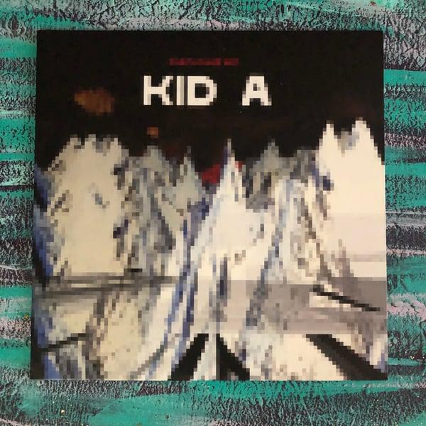 Image of KID 8 vinyl album UF04