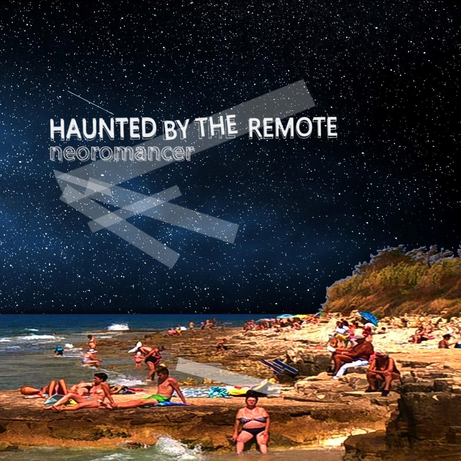 Image of Haunted by the Remote - Neoromancer CD