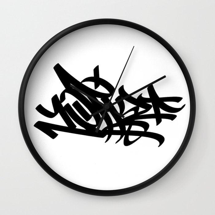 Image of 10TKL TAG CLOCK