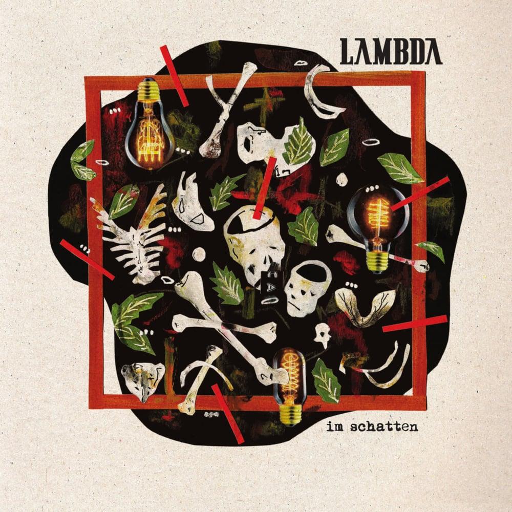 "Image of Lambda - ""Im Schatten"" CD"