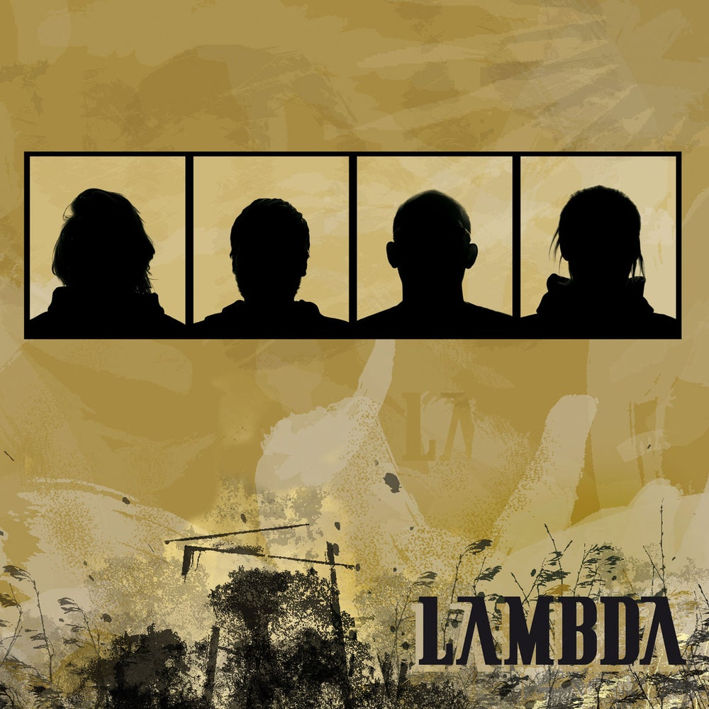 Image of Lambda / Earl Mobileh Split LP