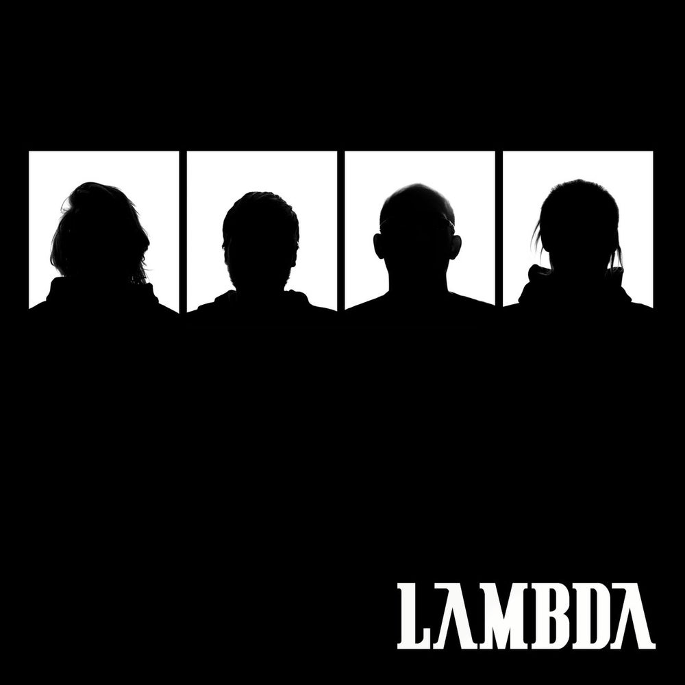 "Image of Lambda - ""s/t"" EP CD"