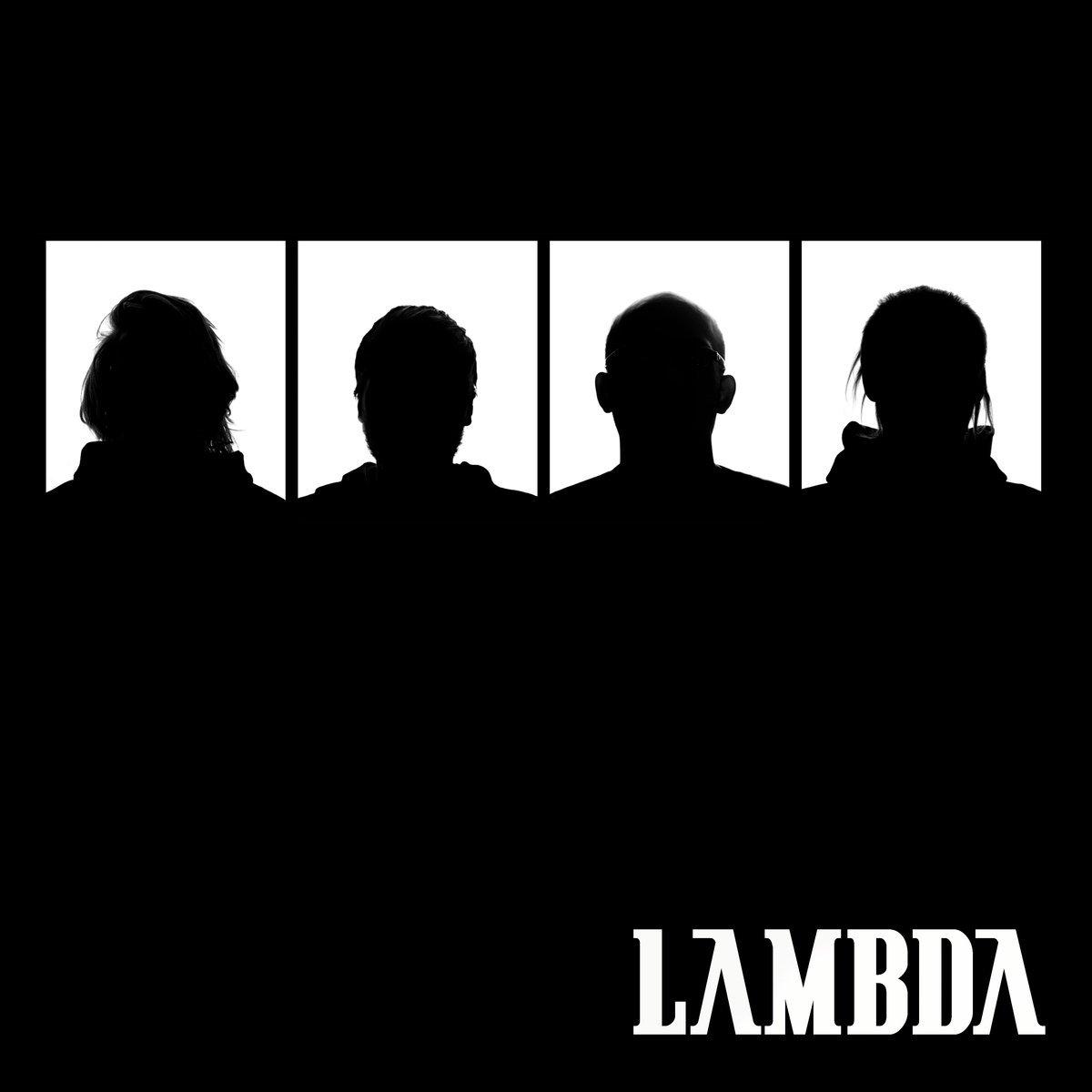 "Image of Lambda - ""s/t"" EP CD"