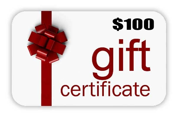 Image of $100 Gift Voucher