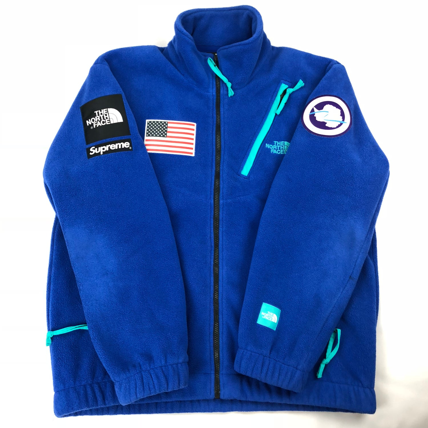 9b7e298a8 Supreme x The North Face Fleece Jacket