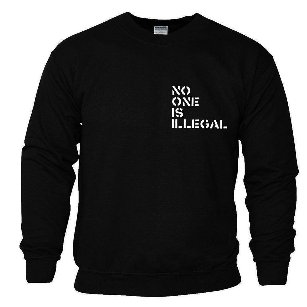 Image of NO BORDERS SWEATER