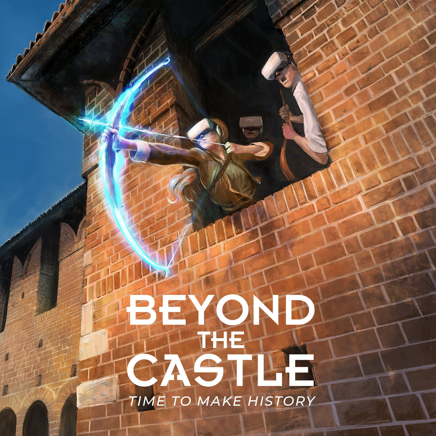 Image of BEYOND the CASTLE - open ticket