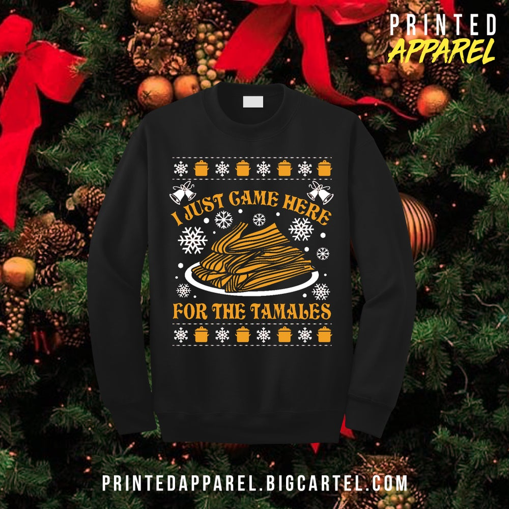 Image of Tamales SWEATER in Black