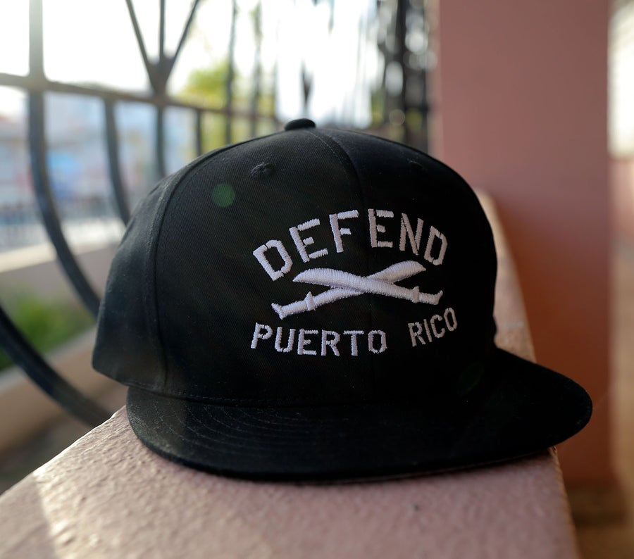 Image of DefendPR Snapback