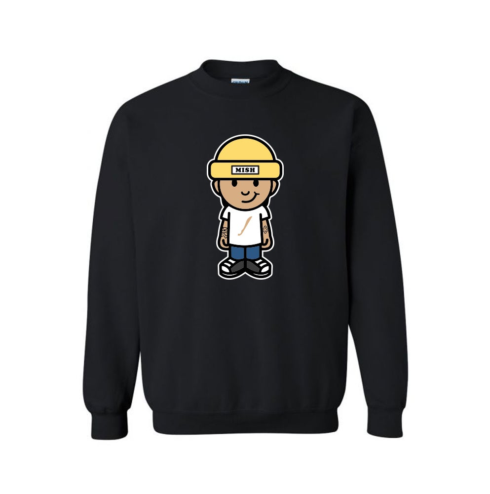 Image of Team Mish - Crewneck