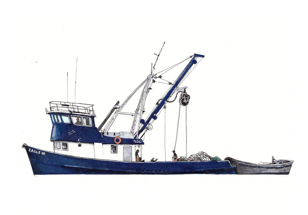 Image of F/V Eagle III