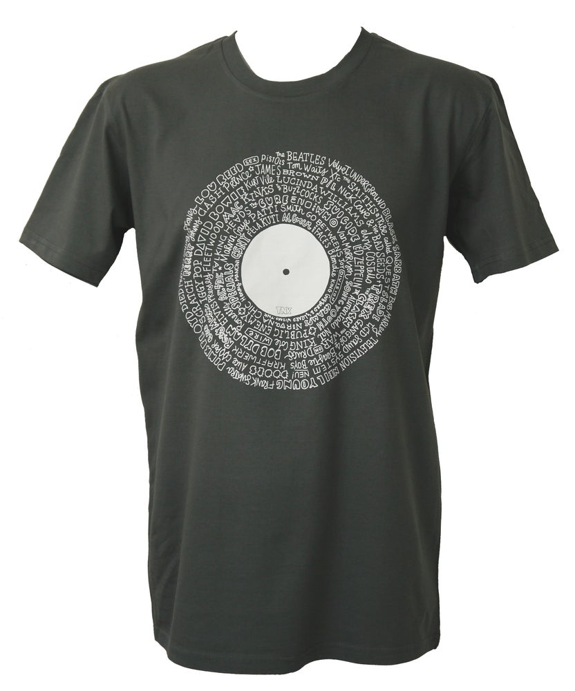 Image of  LOST IN MUSIC TEE