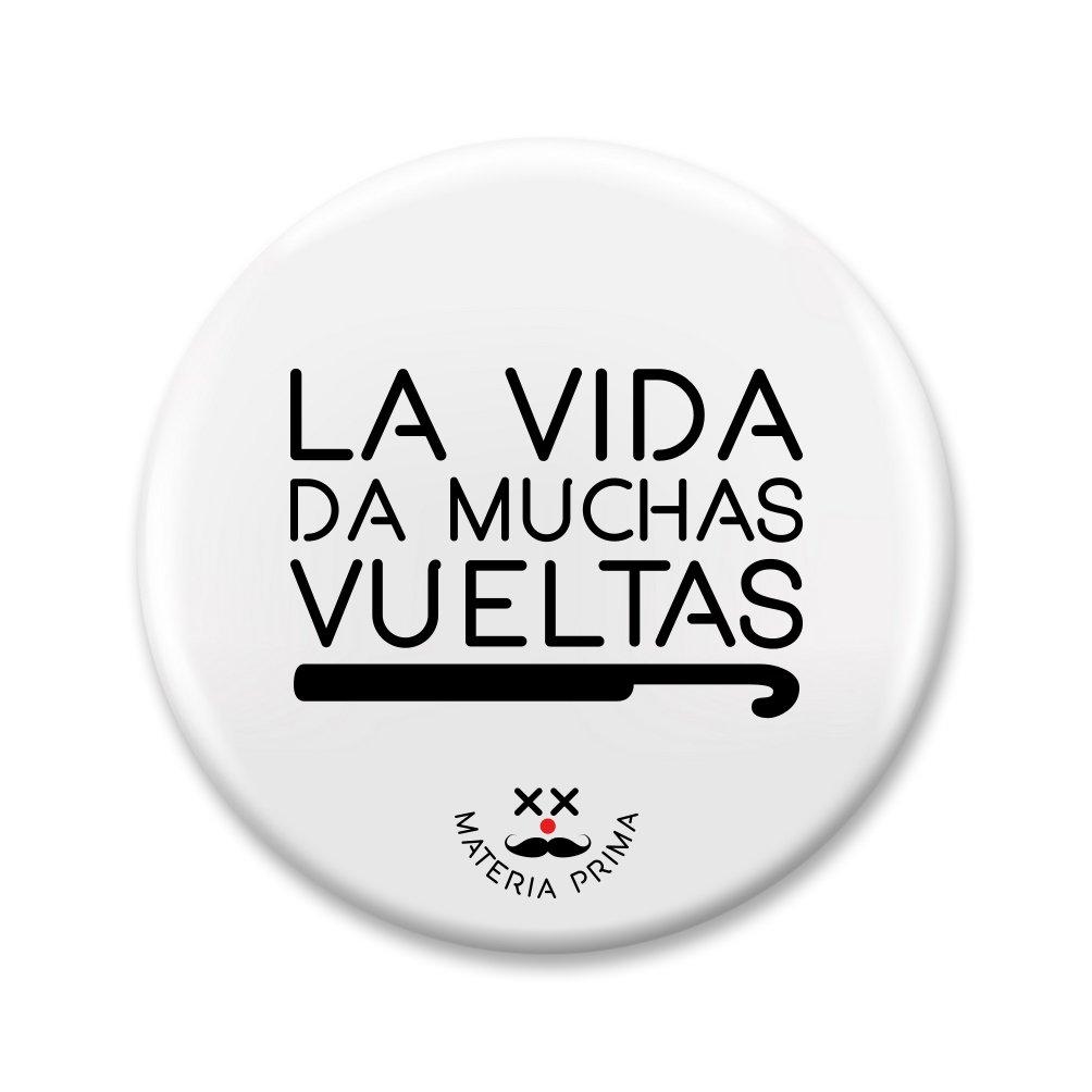 """Image of Chapa """"La vida da muchas vueltas"""""""