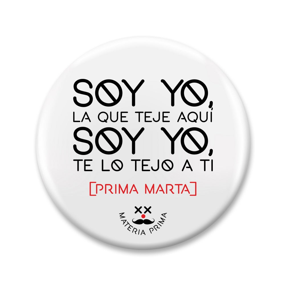 "Image of Chapa ""Prima Marta"""