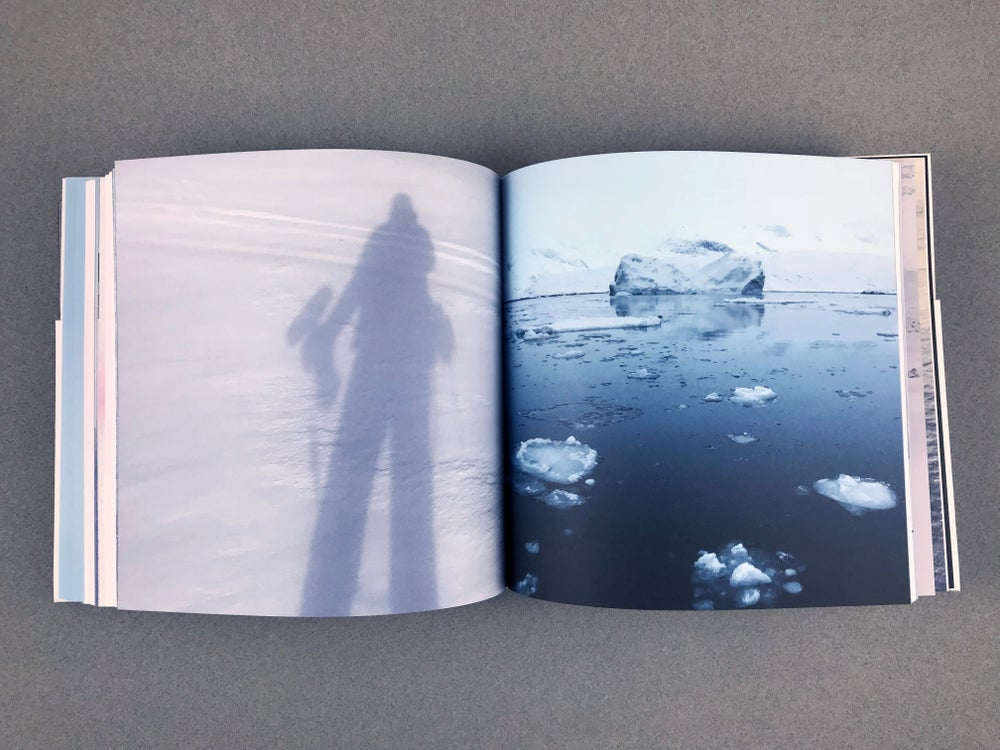 Image of -22.7°C BOOK Limited Edition