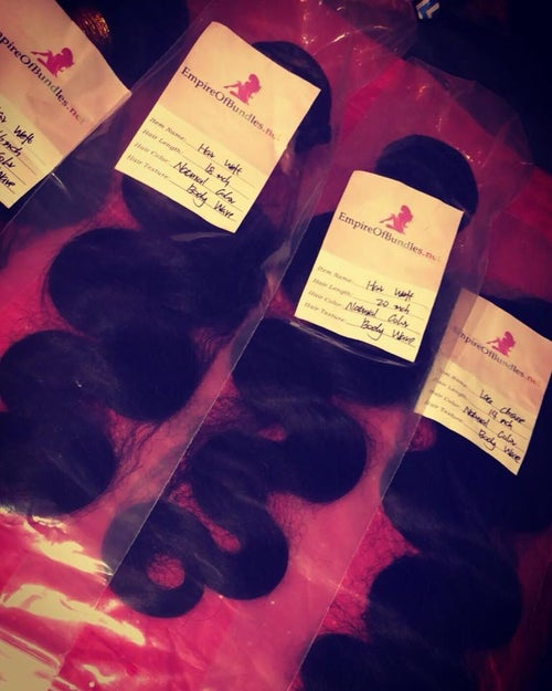 Image of Straight & Body Wave bundle deals
