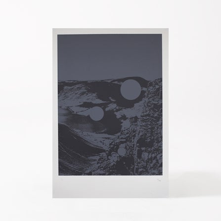 Image of MOONSCAPE GREY