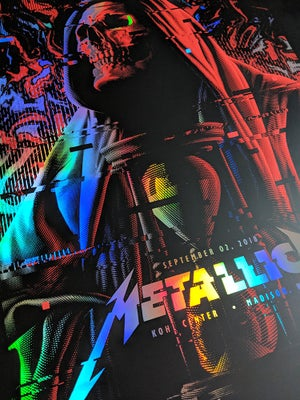 Image of Metallica APs