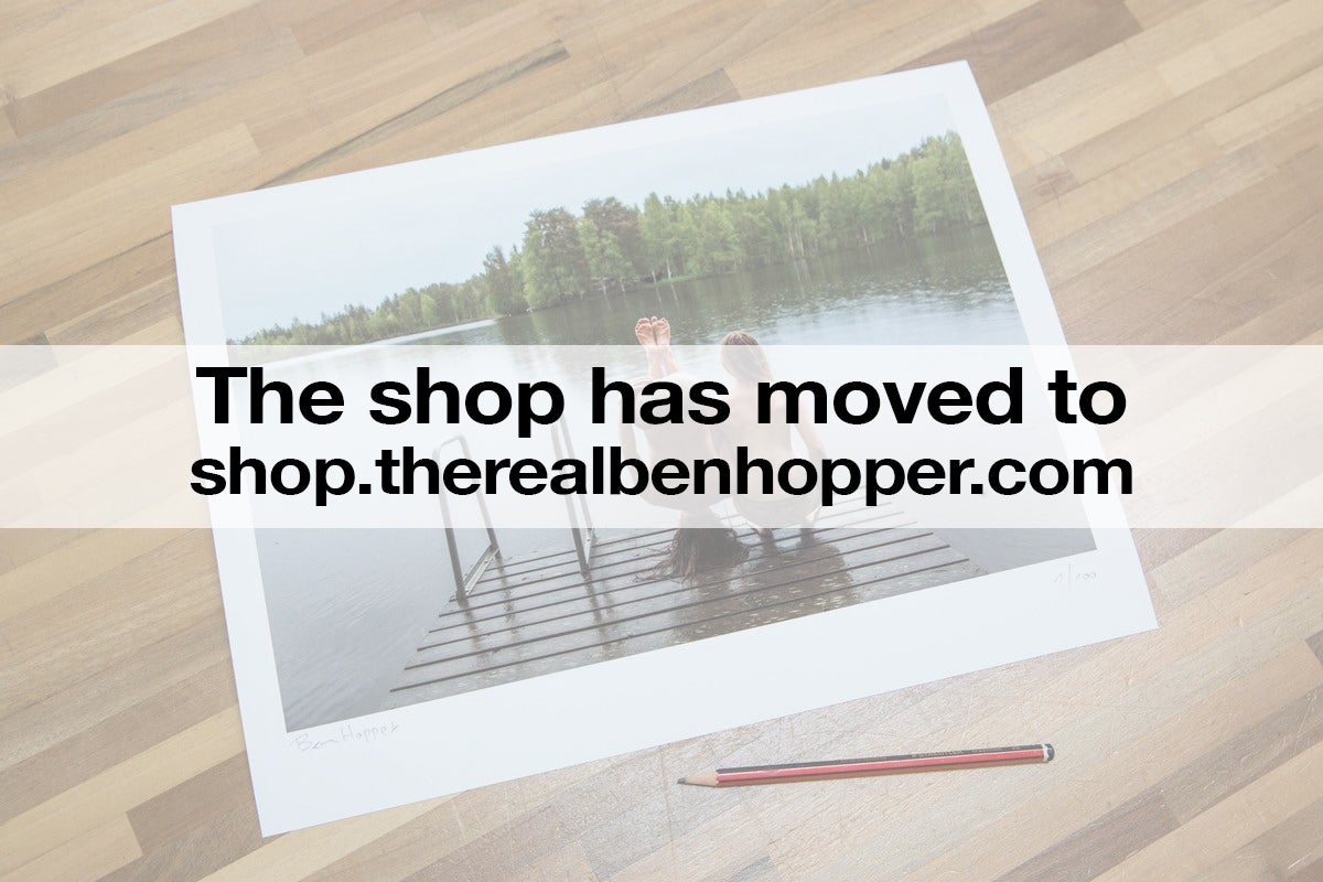 Image of SHOP MOVED