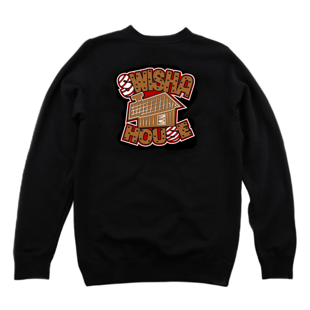Image of Swishmas Crewneck Sweater