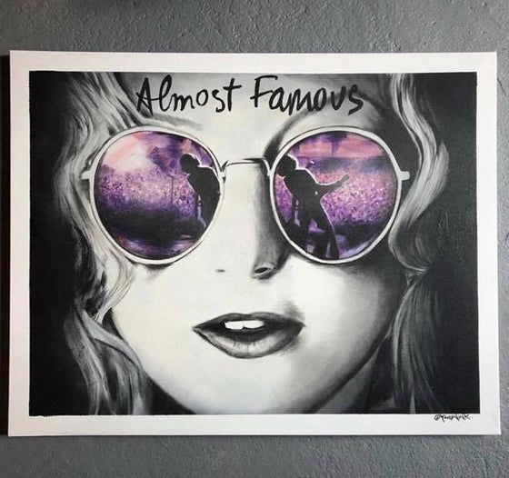 Image of ALMOST FAMOUS PRINT