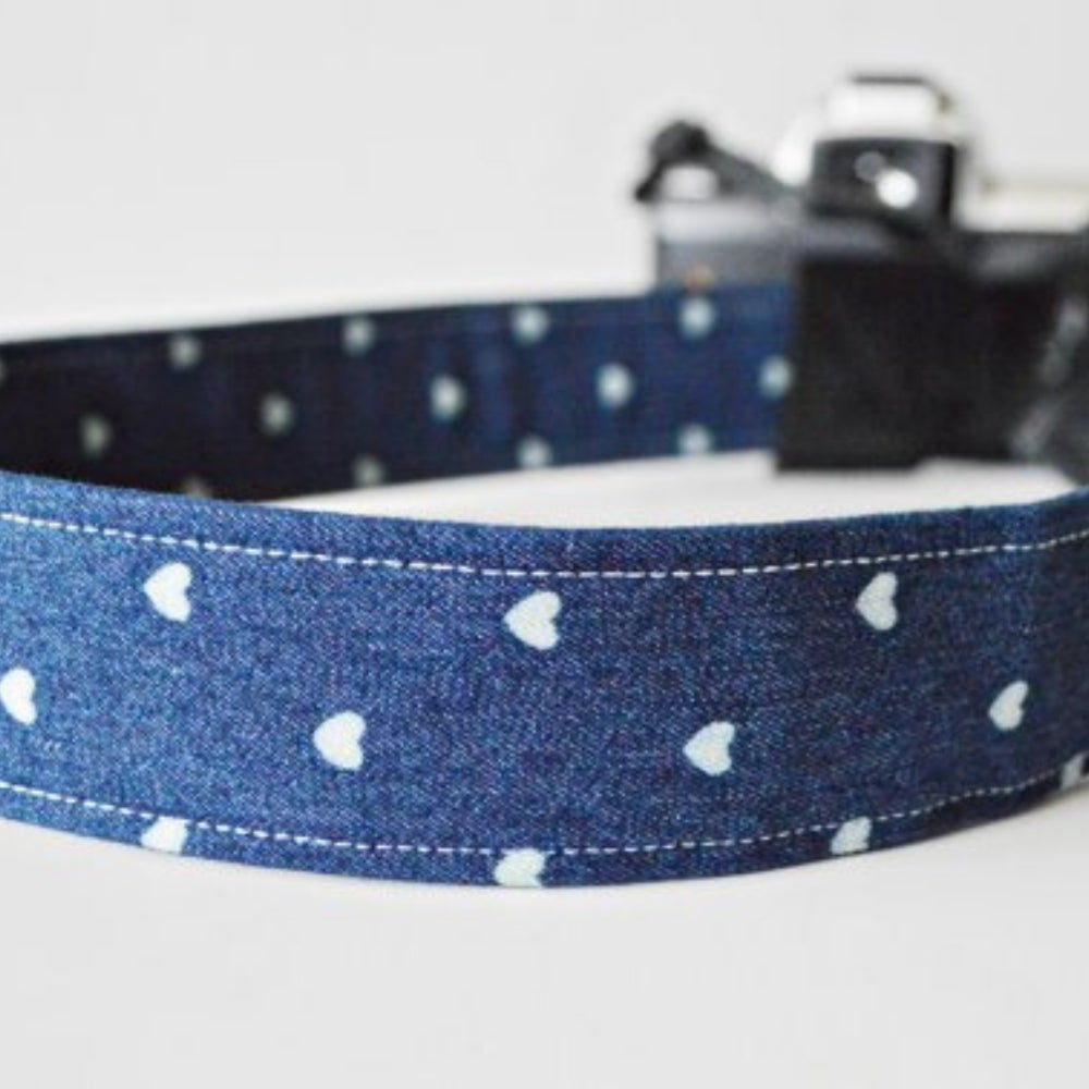 Image of Cute Camera Straps by Camera Coats | Photographer Gift Idea | Handmade USA