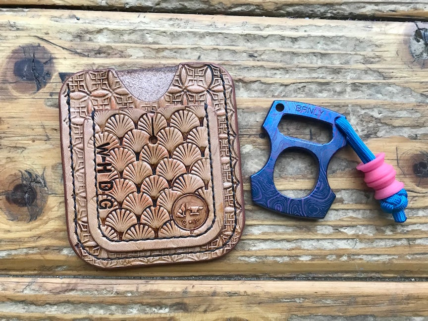 """Image of """"WHDG"""" Custom Cypop Wallet, for Burnley Cypop"""