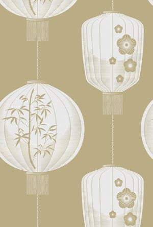 Image of Lucky Lantern - Seagrass