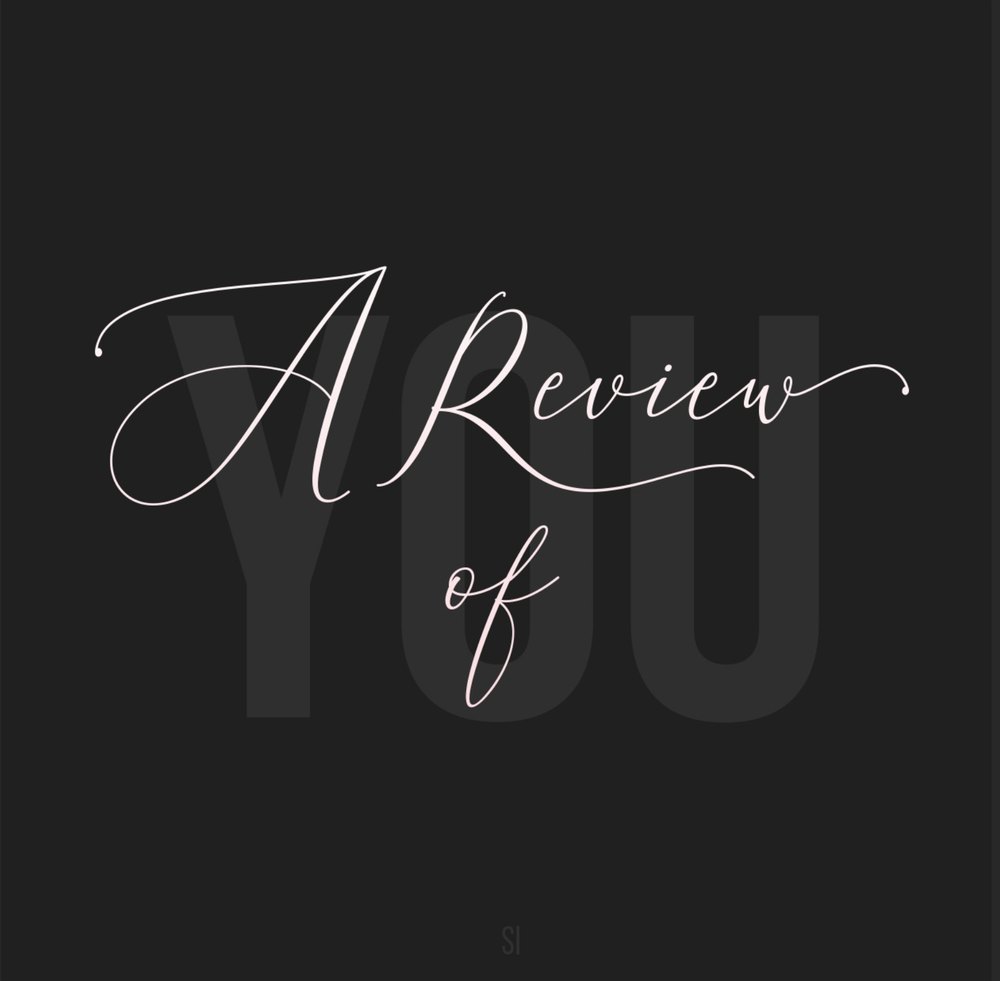 Image of A Review of You