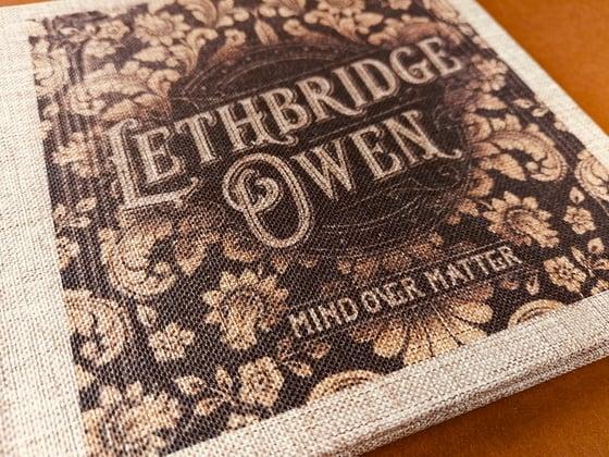 Image of SIGNED SPECIAL EDITION- Lethbridge Owen - 'Mind Over Matter' CD