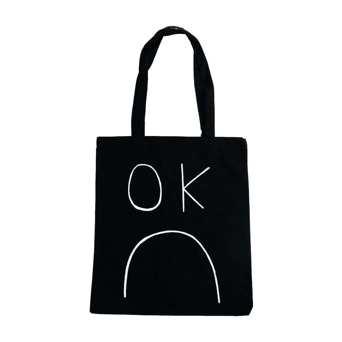 Image of Okay Club Tote Black
