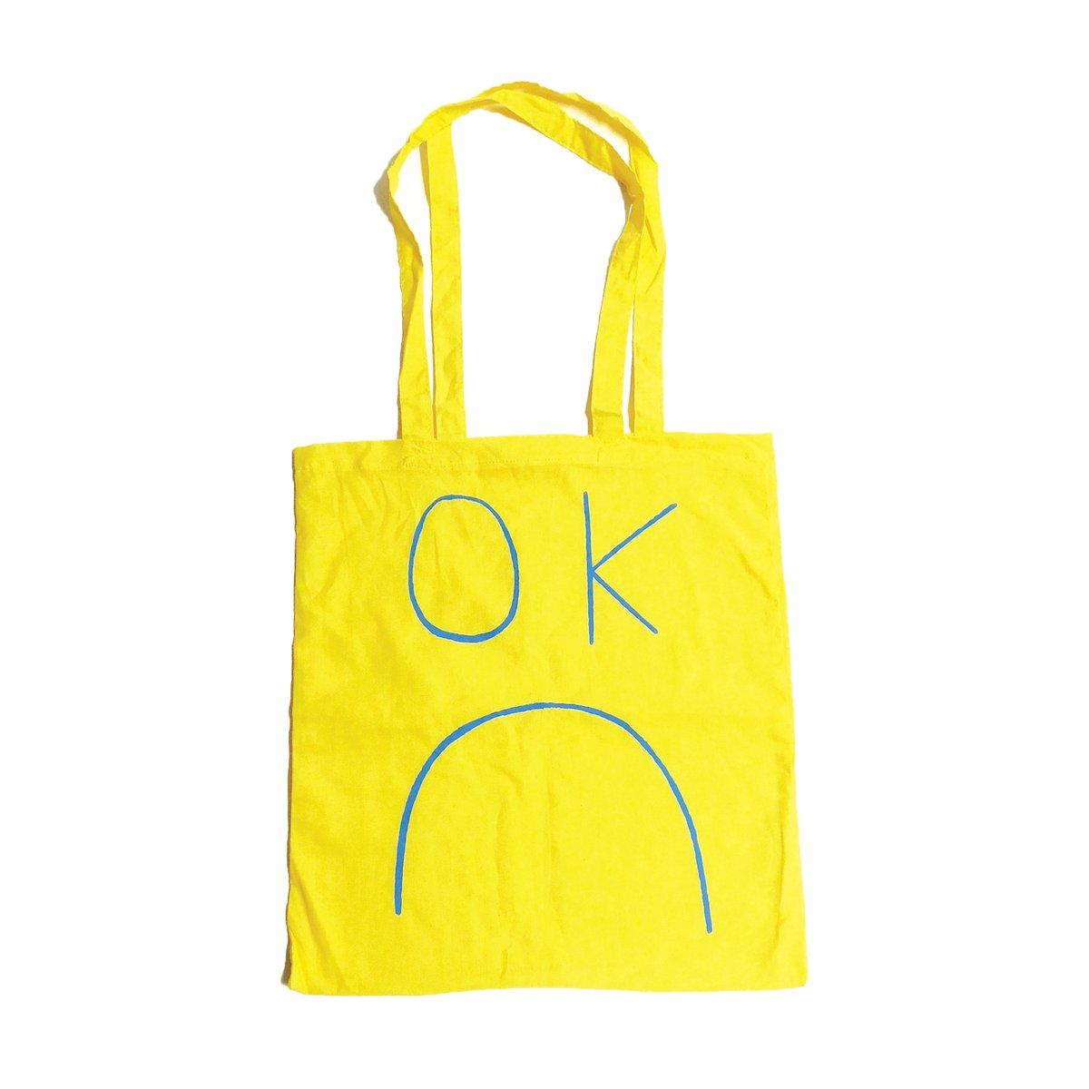 Image of Okay Club Tote Yellow