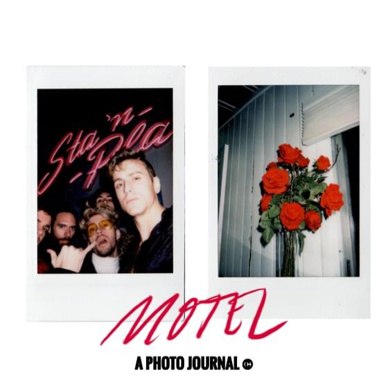 Image of MOTEL - photo journal